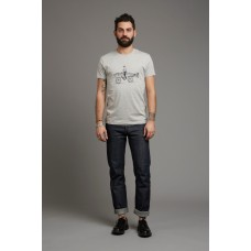 Olow T-Shirt Cyclo gris