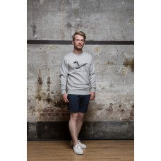 Olow Sweater 'Smokeboard' gris