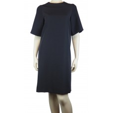 Loreak Dress S/S Oleta venere black