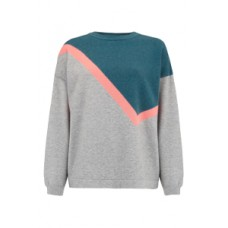 Roxy Colour block boxy Sweater