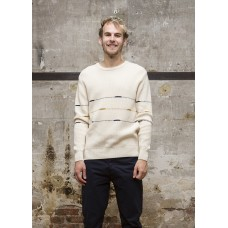 Olow Pullover 'Sacromonte' ecru