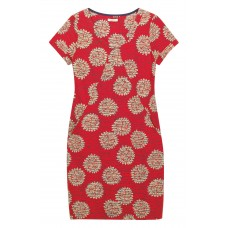 White Stuff 'Sorrel Dress' coral