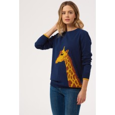 Rita tall Stories Giraffe Sweater