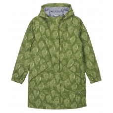 White Stuff 'Lamerton Raincoat' ivy green
