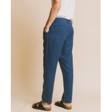 BLUE HEMP MARCELINO PANT