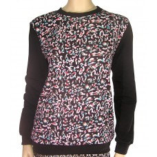 'Leopard Spot Sweater'