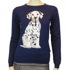 Nita Dalmation Sweater