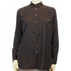 Wunderwerk 'Tencel contemporary blouse' black