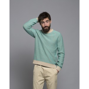 OLOW Pullover Flyway vert sable