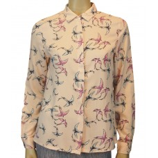 Blair bird print Shirt