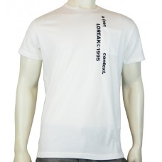 LOREAK SS regular T-Shirt Context white