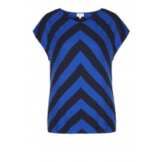 Armedangels 'Elvaa Stripe Mix' dark navy