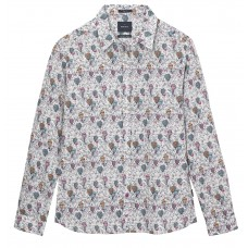 White Stuff 'Balloon Print Shirt'