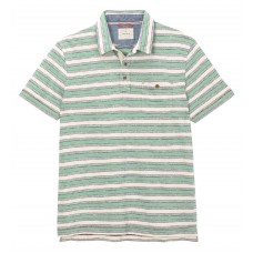 White Stuff 'Valpy Jacquard Stripe Polo'