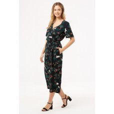 Neme magic forest cropped Jumpsuit