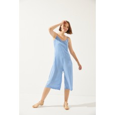 CUS 'Turrid Jumpsuit' splash blue