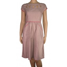'Diana Cut Out Dress'