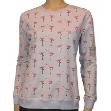 'Flamingo Sweatshirt'
