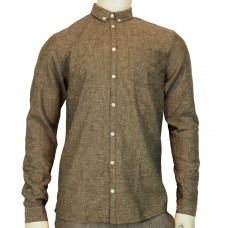 Minimum 'Duxford Shirt' olivine