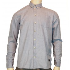 Minimum 'Bronxwood Shirt' cashmere blue