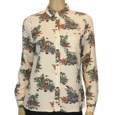 'Dawn Vintage Safari Shirt'
