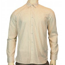Peter Werth Oberhemd 'Guide' LS double Stripe 2 colour cotton shirt