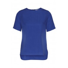 Wunderwerk 'Tencel tee blouse' deep sea